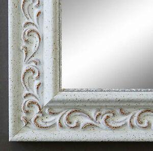 wandspiegel verona weiss antik barock vintage 4 4 alle gr en ebay. Black Bedroom Furniture Sets. Home Design Ideas