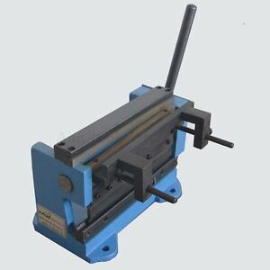 165172 Mini Manual Sheet Metal Shear Brake Combination