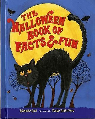 The Halloween Book of Facts and Fun-ExLibrary