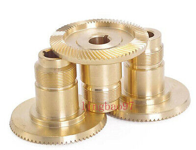 Milling Machine Bevel Bronze Gear For Bridgeport Servo Power Feed Feeder Feed