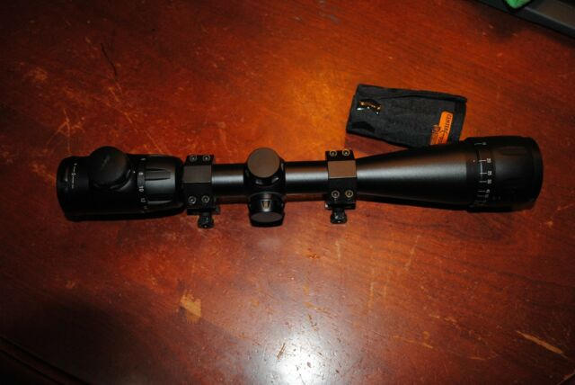 Bushnell 4x16x40 ao Illuminated Rifle Scope