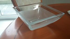 Sehr-schwere-Glasschale