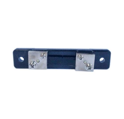 FL-2 DC 75mV 10A Current Shunt Resistor Widerstand für Amperemeter Panel Meter