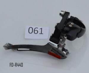 Umwerfer-SHIMANO-FD-R440-Zug-2-fach-18-Gang-9-fach-31-8mm-Schelle