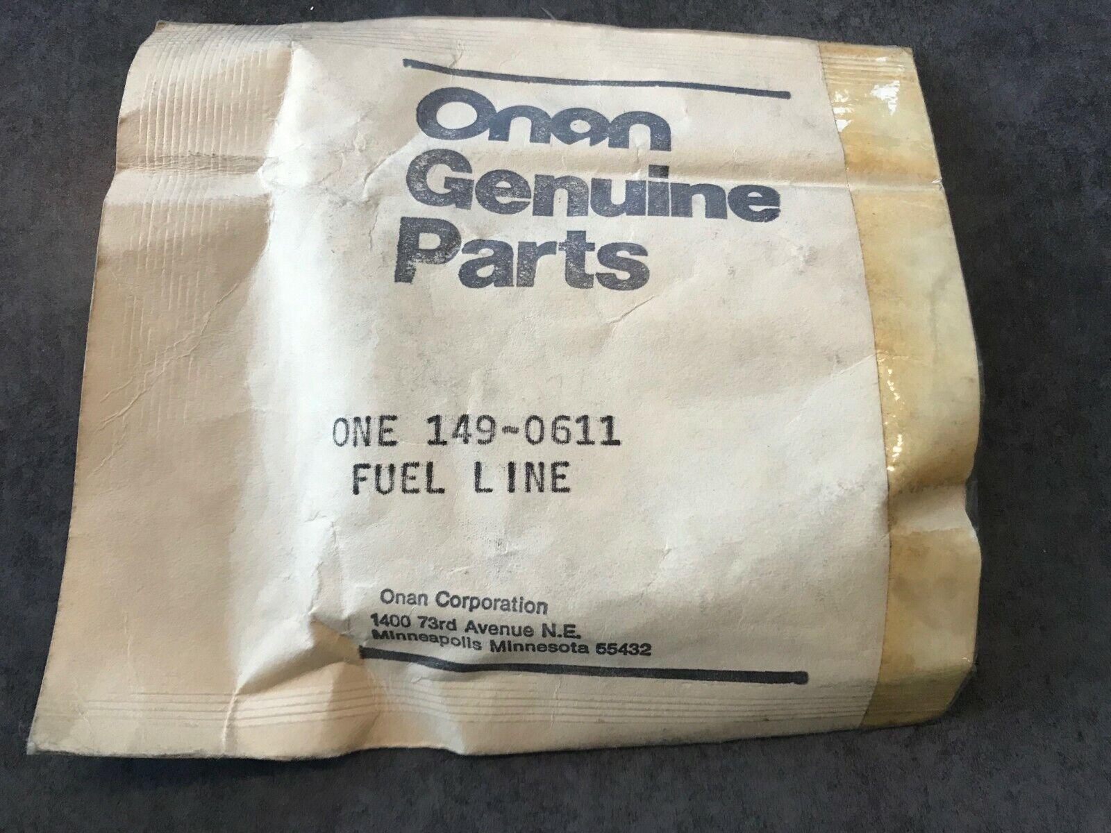 Onan Genuine Part 149-2601 LINE ASSY-FUEL