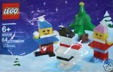 LEGO Schneemann bauen Sonderset 40008