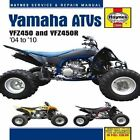 Yamaha YZF450 & YZF450R ATV's Service and Repair Manual: 2004 to 2010 by Editors of Haynes Manuals (Hardback, 2011)