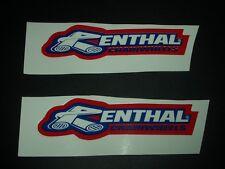 Renthal Aufkleber Sticker Racing Moto GP R6 Neu Decal Bapperl Kleber Logo 13a