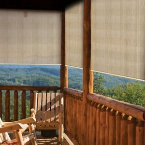 Genial Image Is Loading Outdoor Porch Shades Window Roll Up Patio Blinds