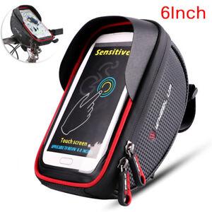 Waterproof-Motorcycle-Handlebar-Sunshade-Phone-Holder-Mount-039-Wallet-Case-For-HO