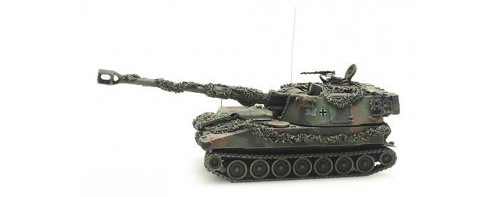 muchas sorpresas Artitec 6870097 Bw M109 A3G Camuflaje de de de Manchas Conjunto 1 87  comprar marca