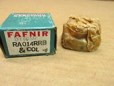 """COL BEARING INSERT  w// collar RA 102 RRB 1-1//8/"""" ID USA FAFNIR RA102RRB"""