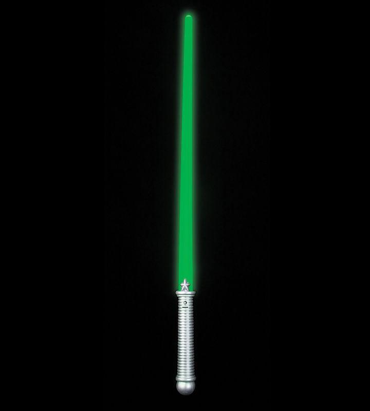 Vente en Gros  100 Nouveau DEL clignotant SPACE AGE JOUET Lumière épées (vert)