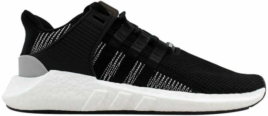 Adidas EQT Support 93 17 Black Black-White BY9509 Men's Size 7.5
