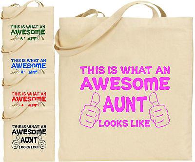 Toll Tante Lustig Groß Baumwolltasche Einkaufstasche For Life Leinen Comedy