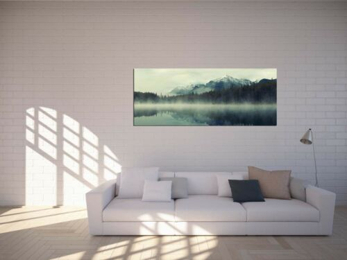 Glasbilder Wandbilder 125 x 50cm Kanada Canada Park AG312502379