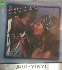 PEACHES-amp-HERB-2-Hot-Polydor-2391-378-Vinyl-LP-Album-UK-1978-EX-EX