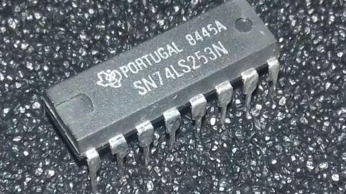 SN74LS253 Dual 4-Input Multiplexer DIP16 = DL253D 5 pcs