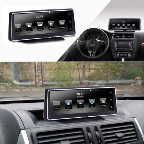 "8/"" GPS Navigator Navigation SAT NAV HD 1080P Car DVR Camera Recorder DashCam"