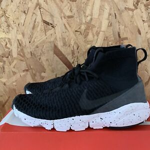 Free Shipping Nike Footscape Magista Flyknit Black Dark Grey