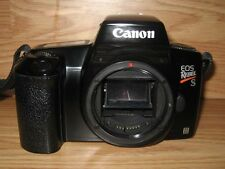 Vintage Canon EOS Rebel S Camera Body 35mm Film SLR (5813479) w/ Neck Strap