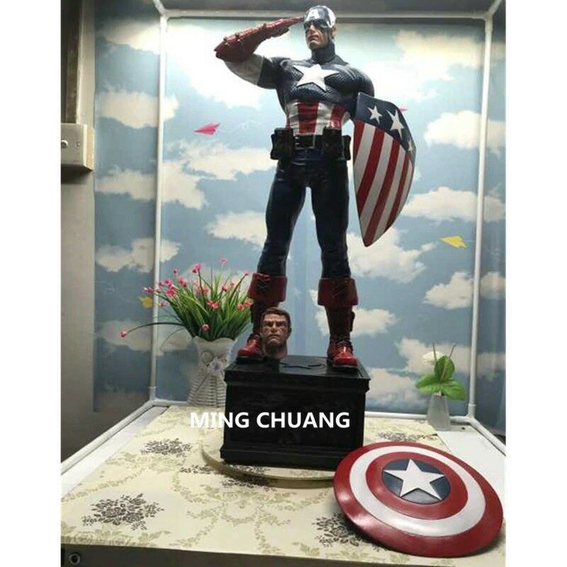 1 4 Avengers Infinity War Superhero Superhero Superhero Captain America Action Figure Collectible 0ddf2c