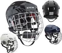 Ccm Fl60 Hockey Helmet Combo - Sr