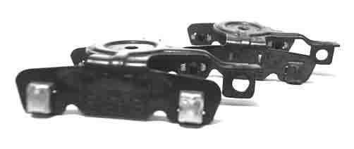 AMERICAN FLYER S Gauge Pressed Steel LINK Style 3 Sprin