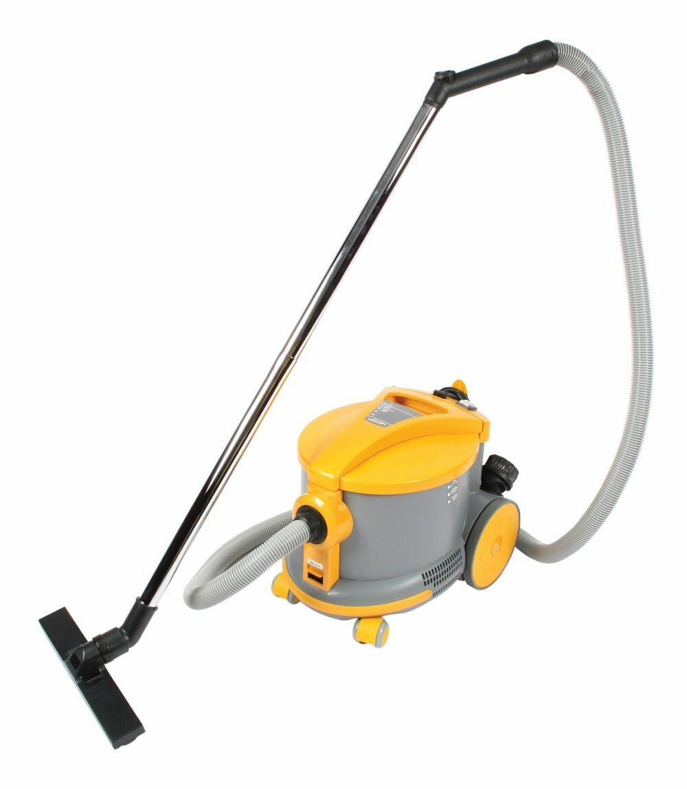 GHIBLI AS6 SEBO PN 4 GALLON DRY CANISTER VACUUM