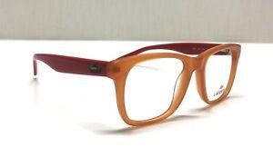3d2ece2b33d Lacoste L3614 800 Kids Eyewear Optical Frame DEMO Lenses Orange ...