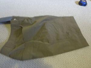 Mens-New-Arcteryx-Rampart-Long-Shorts-Size-30-034-Color-Cumaru-Brown