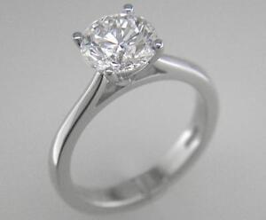 Diamond-Solitaire-Platinum-Engagement-Ring-2-02ct-Certified-Brilliant-Cut-F-VS1