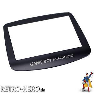 Nintendo-GameBoy-advance-Display-Scheibe-Screen-Glas-Linse-Ersatz-GBA-Game-Boy