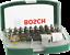 miniatura 1 - Bosch Rainbow Set 32 Bit accessori per trapani avvitatori