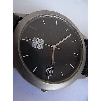 Herren Armbanduhr Bosch Titan 50 m