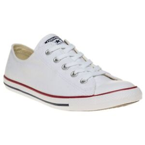 converse blanche dainty