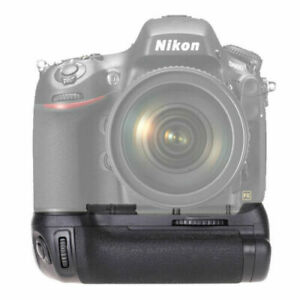 Power-Battery-Grip-Pack-FOR-Nikon-D800-D800E-SLR-Camera-as-MB-D12