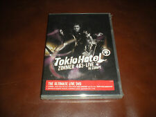 COFFRET 2 DVD ULTIMATE LIVE IN EUROPE TOKIO HOTEL ZIMMER 483 - NEUF SOUS BLISTER