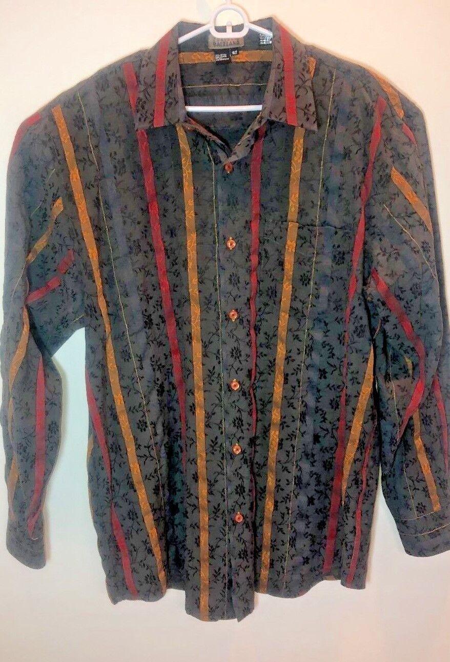 Fratelli Balzzano (Copyrighted) Men's XLT Designer Shirt