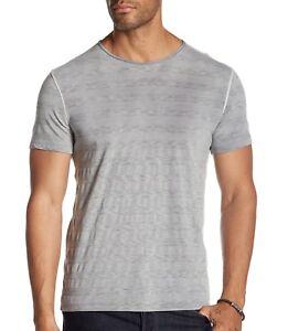 John-Varvatos-Star-USA-Men-039-s-Short-Sleeve-Crew-T-Shirt-Variegated-Griffin-Grey