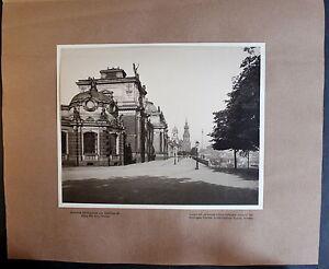 Fotografie-Koenigl-Kunst-Akademie-auf-der-Bruehlschen-Terasse-1908-Foto-Dresden