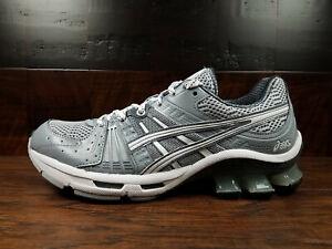 Details zu ASICS GEL Kinsei OG (Piedmont Grey White) (1022A111 020) Running Womens 6.5 10