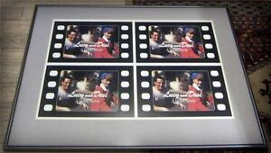 I Love Lucy Desi Emmy Winner  Documentary HOME MOVIE Lucille Poster Signed COA