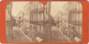Ville-A-Identificare-Italia-Francia-Stereo-Albumina-Ca-1870