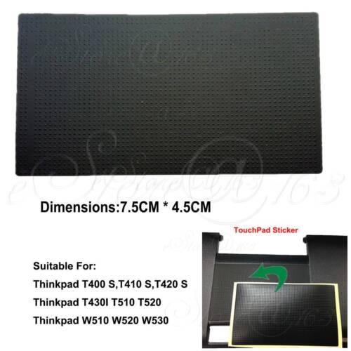 1x New Touchpad Sticker for ThinkPad T410S T420i T420S T420SI T430S W530 L530