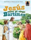 Jesus Sana al Ciego Bartimeo by Diane Grebing (Paperback / softback, 2014)