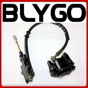 Hydraulic-Rear-Disc-Brake-Caliper-System-110cc-125cc-PIT-PRO-Quad-Dirt-Bike-ATV