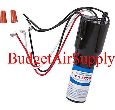 3 IN 1  Hard Start Kit Relay for Refrigerators & Freezers 115V RCO410 KICK START