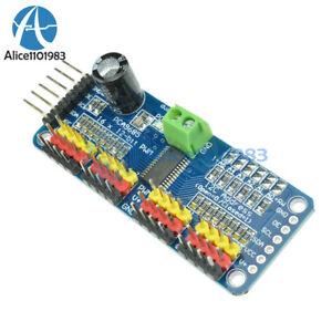 PCA9685-16-Ch-12-bit-PWM-Servo-Shield-Motor-Driver-I2C-Module-For-Arduino-Robot
