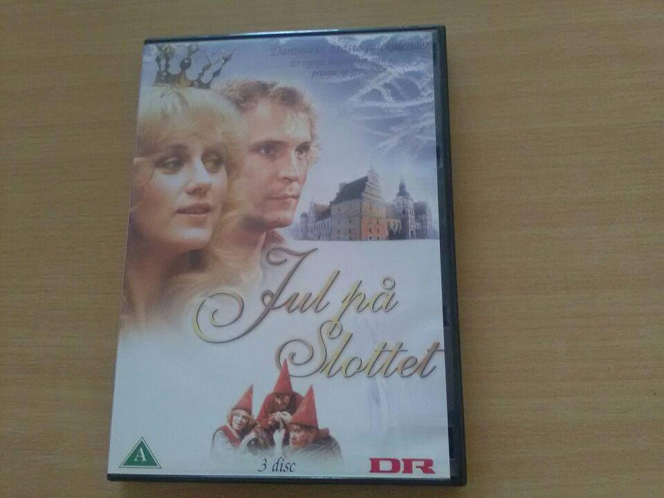 Jul på slottet 3 Disk, DVD, andet
